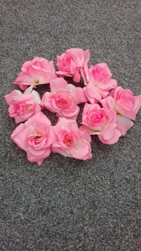 Umělé růže ,