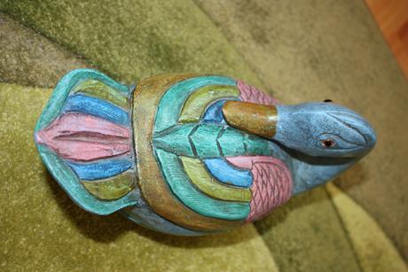 Kačica - šperkovnička,
