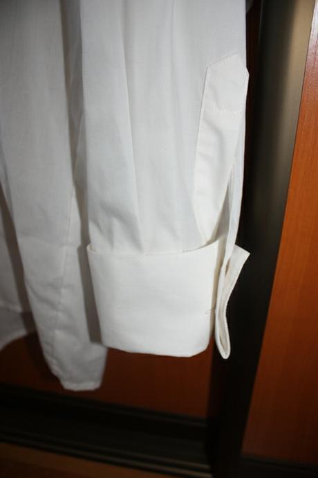 Svadobná košeľa zn. Avantgard,, 44