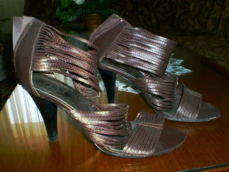 Hnedé topánky, 40