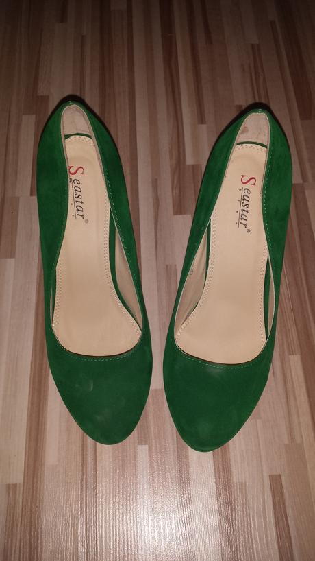Zelene topánky, 40