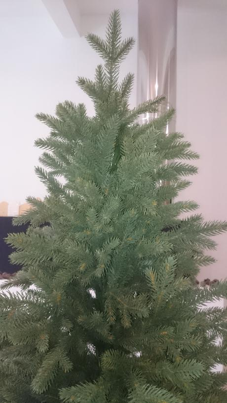 Vianocny stromcek 3D, smrek,