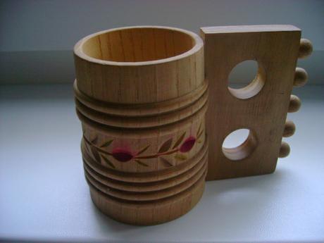 drevený mix,