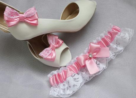 Klipy na boty s krajkou odstín dle přání ,
