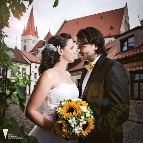 Krajkový svatební hřebínek ,