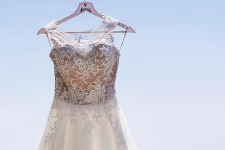Svadobné šaty od Natashi Azariy, 36
