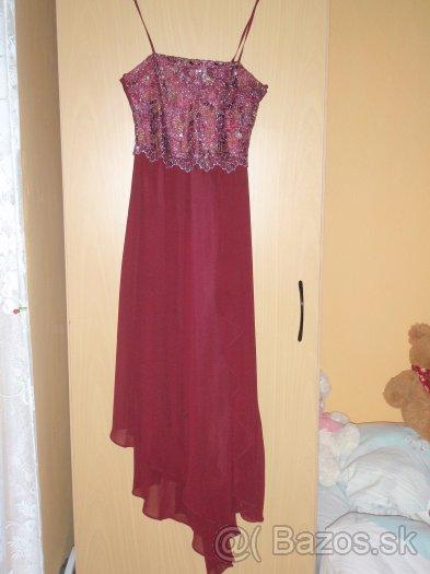 krásne spoločenské šaty, 38