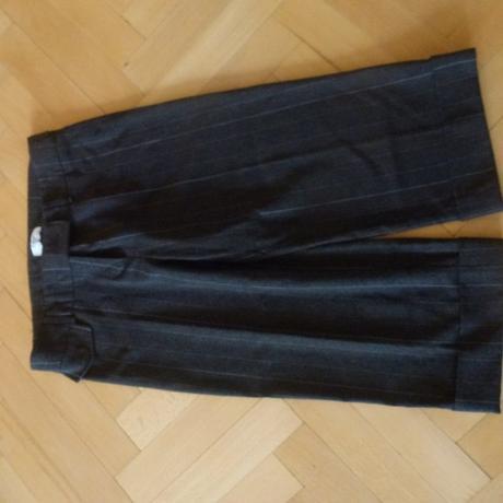 capri krátke spoločenské nohavice, 36