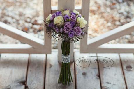Kompletní výzdoba svatebního dne,