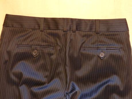 Kalhotový kostýmek Mango, 40