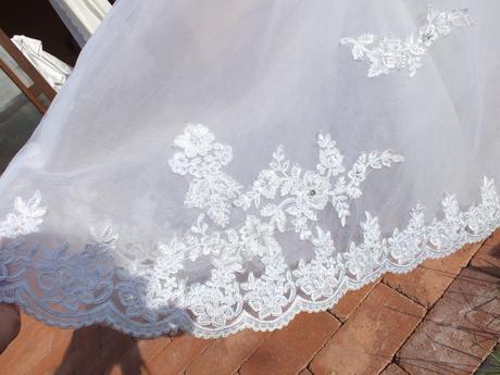Svadobné šaty veľkosť 38-42, 38