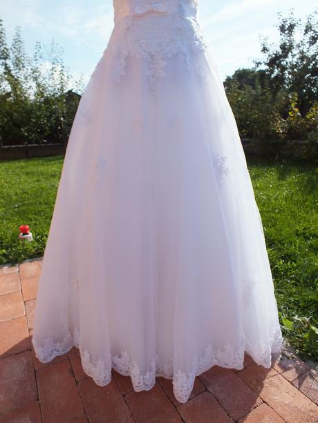 Svadobné šaty veľkosť 38-44, 38