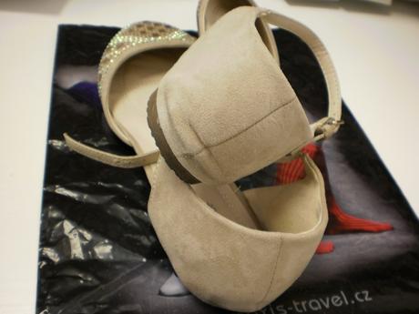 Měkké sandálky vel. 41, stélka 26cm, 41
