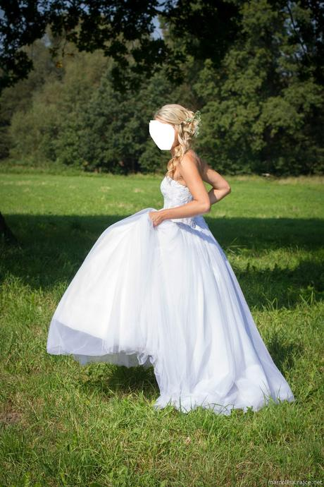 svatební šaty Agnes, 36