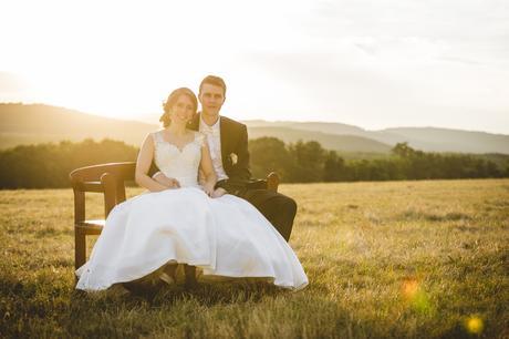 Svatební šaty ivory + spodnička+ motýlek+ závoj, 36