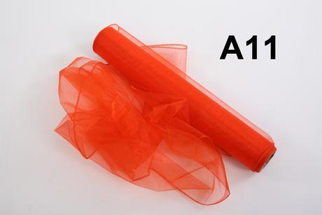 Pomarančová organza,