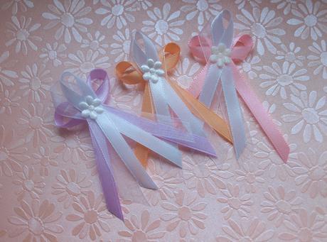 Meruňkové vývazky s kytičkou ,
