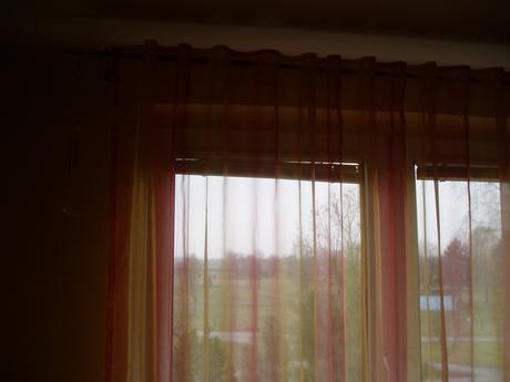 záclona dúhová,