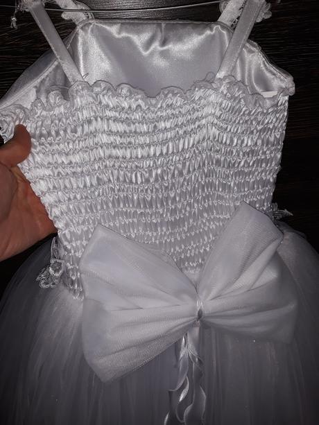 Šaty pre družičku či 1. sv. prijímanie, 140