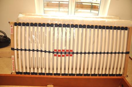 Pevné lamelové rošty Supraflex 5V - 2ks,