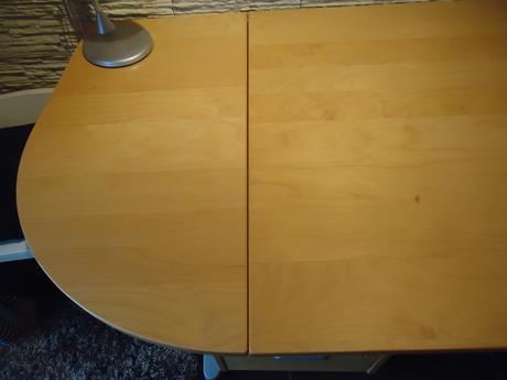 Obrovský variabilný pracovný stôl 200x200 cm,
