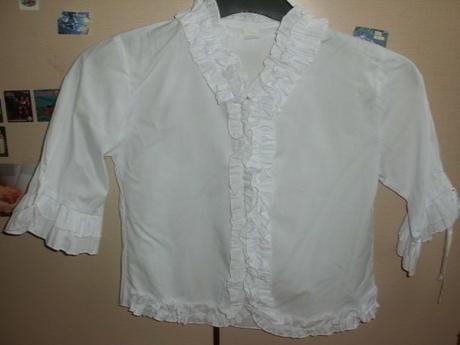 bluzka na zips, 134