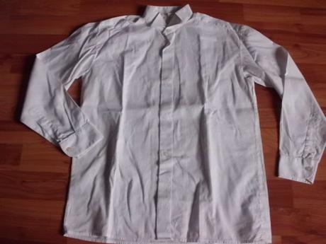 košeľa so stojačikom, 146