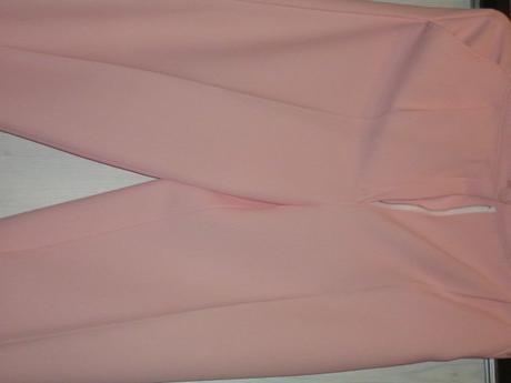 nohavicovy kostym, XL
