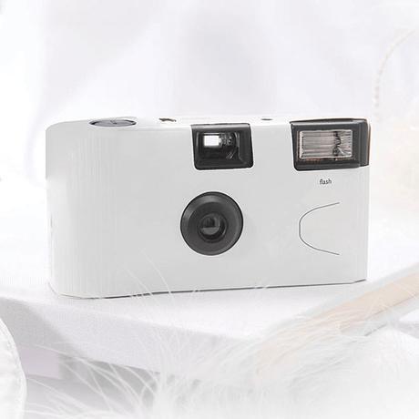 Fotoaparát - Biela,