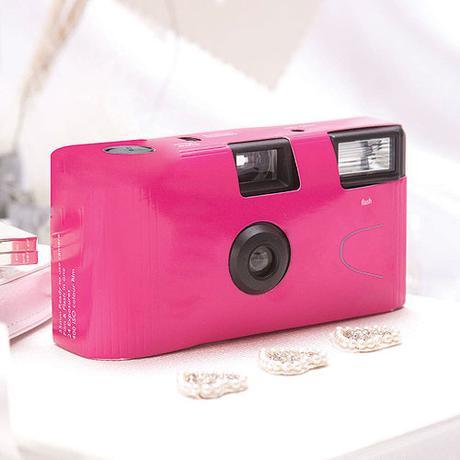 Fotoaparát - Fuksia,