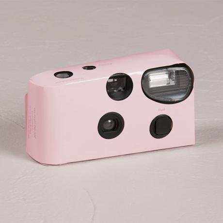 Fotoaparát - Ružová,