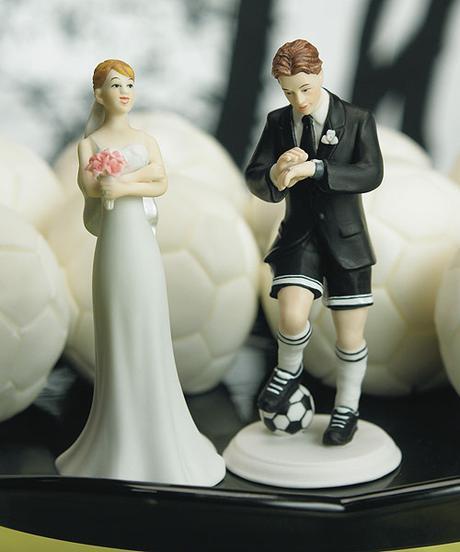 Futbalista ženích,