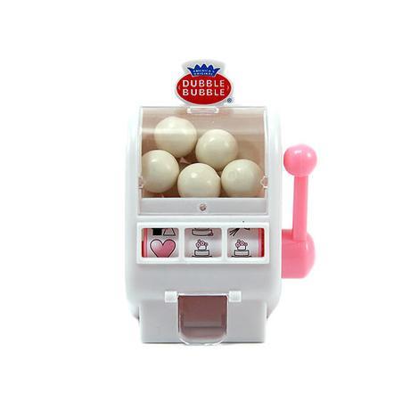 Hrací Automat na Žuvačky - Biela a Ružová,