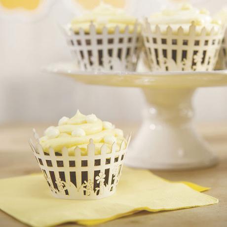 Košíčky na muffiny - Jarné kvietky,