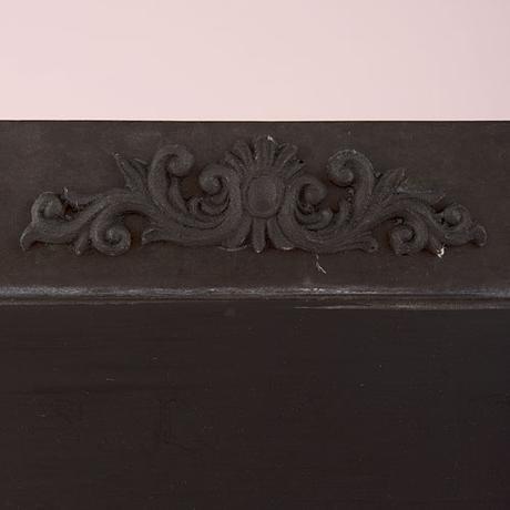Kovová Tabuľka s Ornamentom - Horizontálna-Stredná,