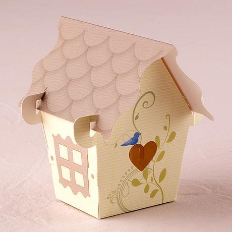Krabička - Vtáčia Búdka,