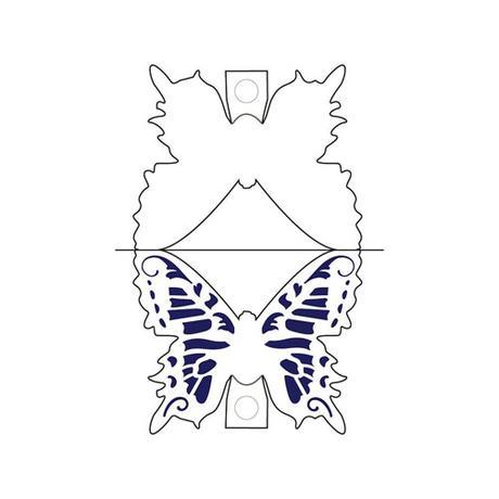 Menovka pre Hostí - Motýľ na Slamku,
