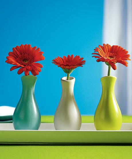 Mini dizajnová váza,