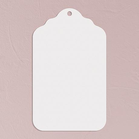 Označovací Štítok - Biela,