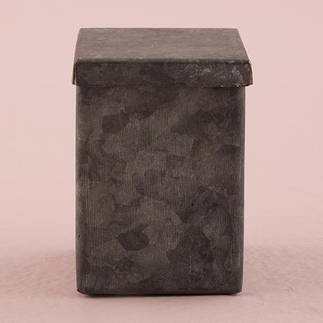 Plechová Krabička s Vekom - Malá,