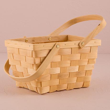 Pletený piknikový košík - Veľký,