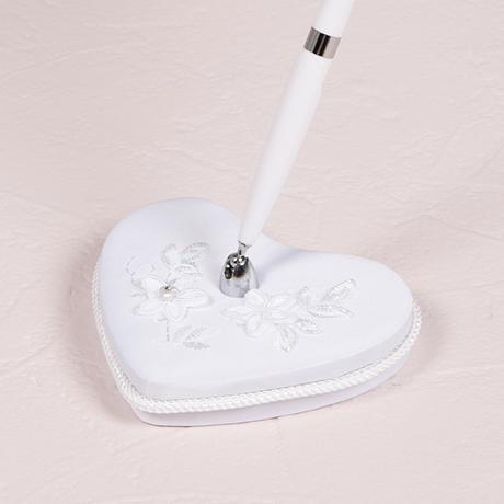 Svadobné pero - Kvetinová fantázia,