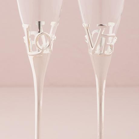 Svadobné poháre - Love - Láska,