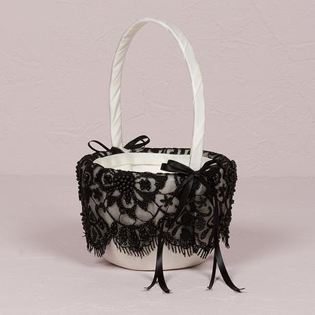 Svadobný košík na lupienky - Beverly Clark - Gala,