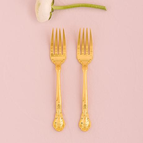 Vidličky na Tortu - Klasická Zlatá Romanca,
