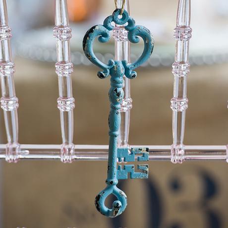 Vintage kľúč - háčik,