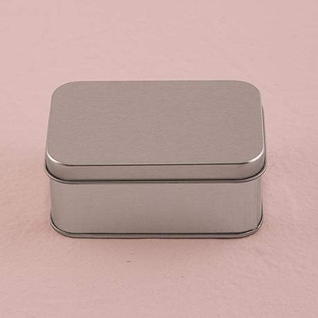 XOXO Plechová Krabička - Obdĺžnik,