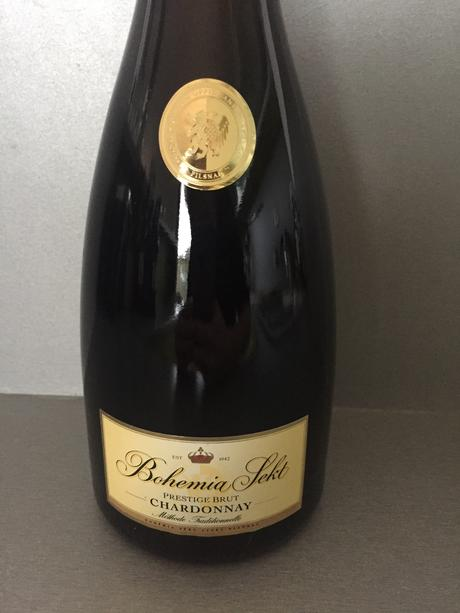 Bohemia Sekt Prestige Chardonnay Brut 0,75 l v hod,