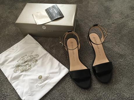 Otevřené boty na malém podpatku 40, 40