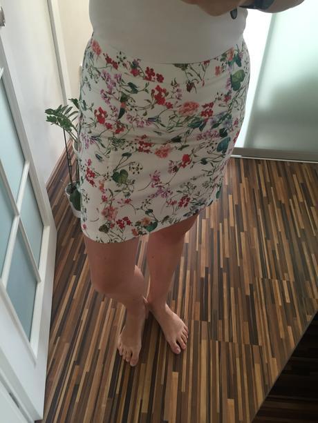 Vzorovaná sukě Orsay, 36